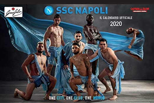 ssc napoli - Calendario Oficial 2020: Amazon.es: Deportes y aire libre