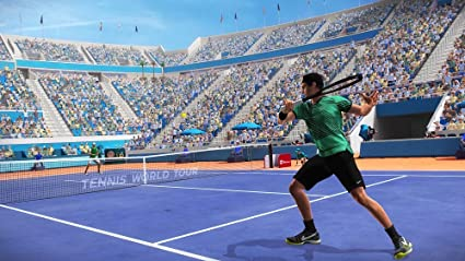 Amazon.com: Tennis World Tour - PS4: Video Games