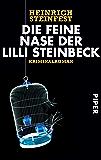 Die feine Nase der Lilli Steinbeck: Kriminalroman