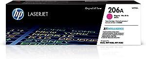 HP 206A | Toner Cartridge | Magenta | W2113A