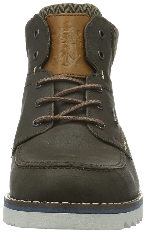 FRETZ Boots men Herren Cooper Chukka Boots FRETZ Braun (59 Mokka) cd9f6c
