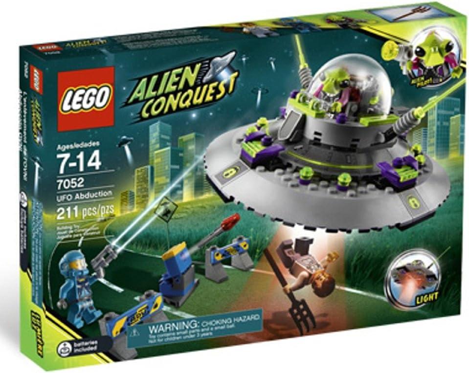 LEGO Space UFO Abduction 7052