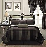 EverRouge Midnight 24-Piece Room in a Bag, Queen