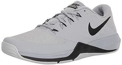 big sale 9890b 0cad0 Nike Women s Lunar Prime Iron II Sneaker, Black White Cool Grey Reflective