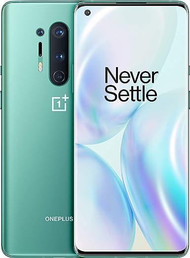 "Teléfono OnePlus 8 Pro Verde Glacial | 6.78"" Pantalla Fluid AMOLED ..."