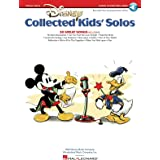 Disney Collected Kids' Solos: With companion recorded accompaniments online (CHANT)