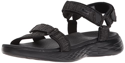 Skechers on The Go 600 Radiant Sandal - SS18-38 NCLrOh3Cu