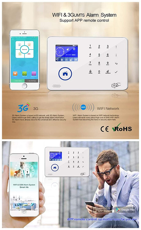 Amazon.com : Half-moon Smart Home Wireless Mobile Phone ...