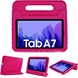 """ProCase Kids Case for Samsung Galaxy 2020 Tab A7 10.4"""" (Model SM-T500/ T505/T507), Shock Proof Convertible Handle Stand Cover"""
