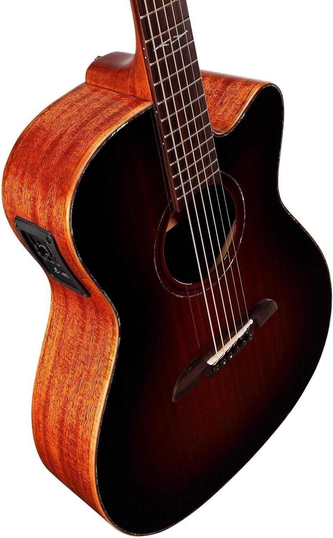 Alvarez mfa66ceshb – Guitarra electroacústica: Amazon.es: Instrumentos musicales