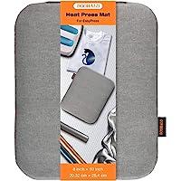 DOOHALO Heat Press Mat for Cricut Easy Press Craft Iron-on Mat for Power Heat Press Machine for Craft Vinyl Ironing…