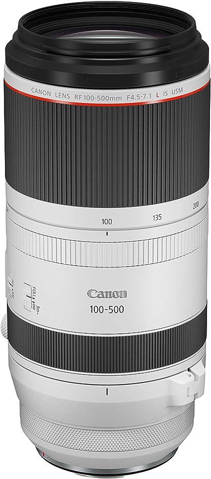 Canon Lens Rf 100 500 Mm F4 5 7 1l Is Usm Camera Photo
