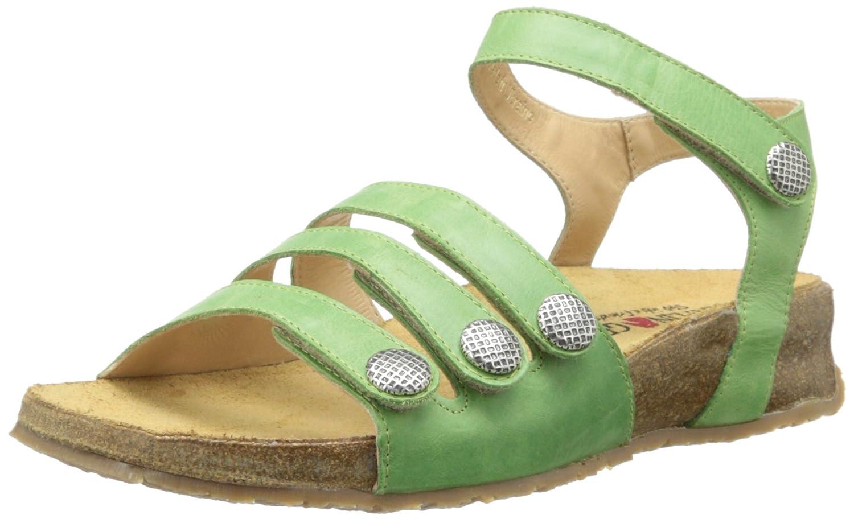 Haflinger Women's TS Paige Dress Sandal B00FFCWC04 36 M EU / 5 B(M) US|Pistachio