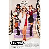 Clueless 16x25 inches(40cmx63cm) Movie Poster Frameless Gift