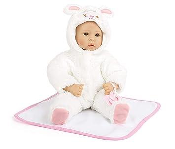 Amazon.es: Small Foot 11498 Bebé con Traje de ovejita, de ...