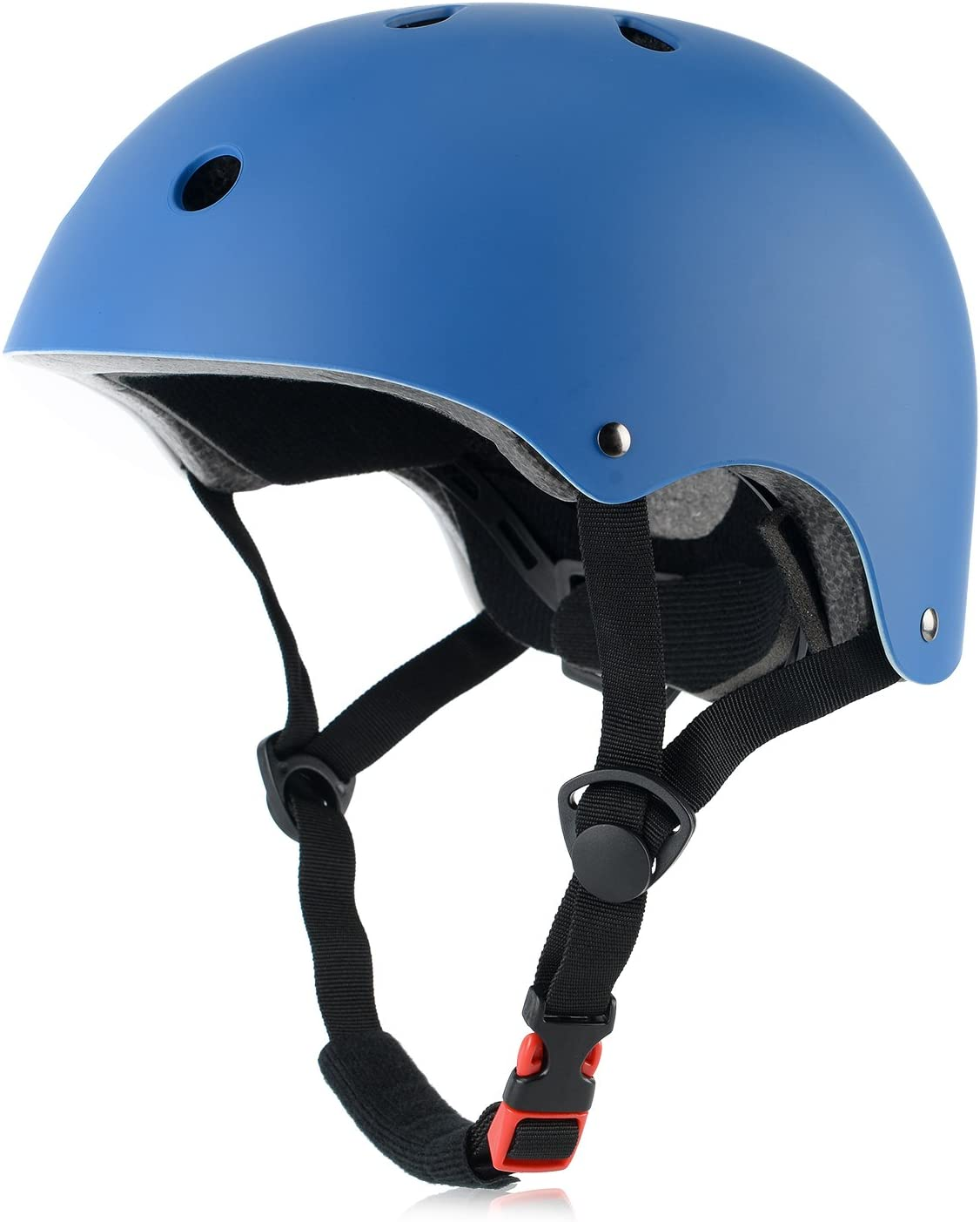 Kids Bike Helmet, CPSC Certified, Adjustable and Multi-Sport, from Toddler to Youth, 3 Sizes : Sports & Outdoors