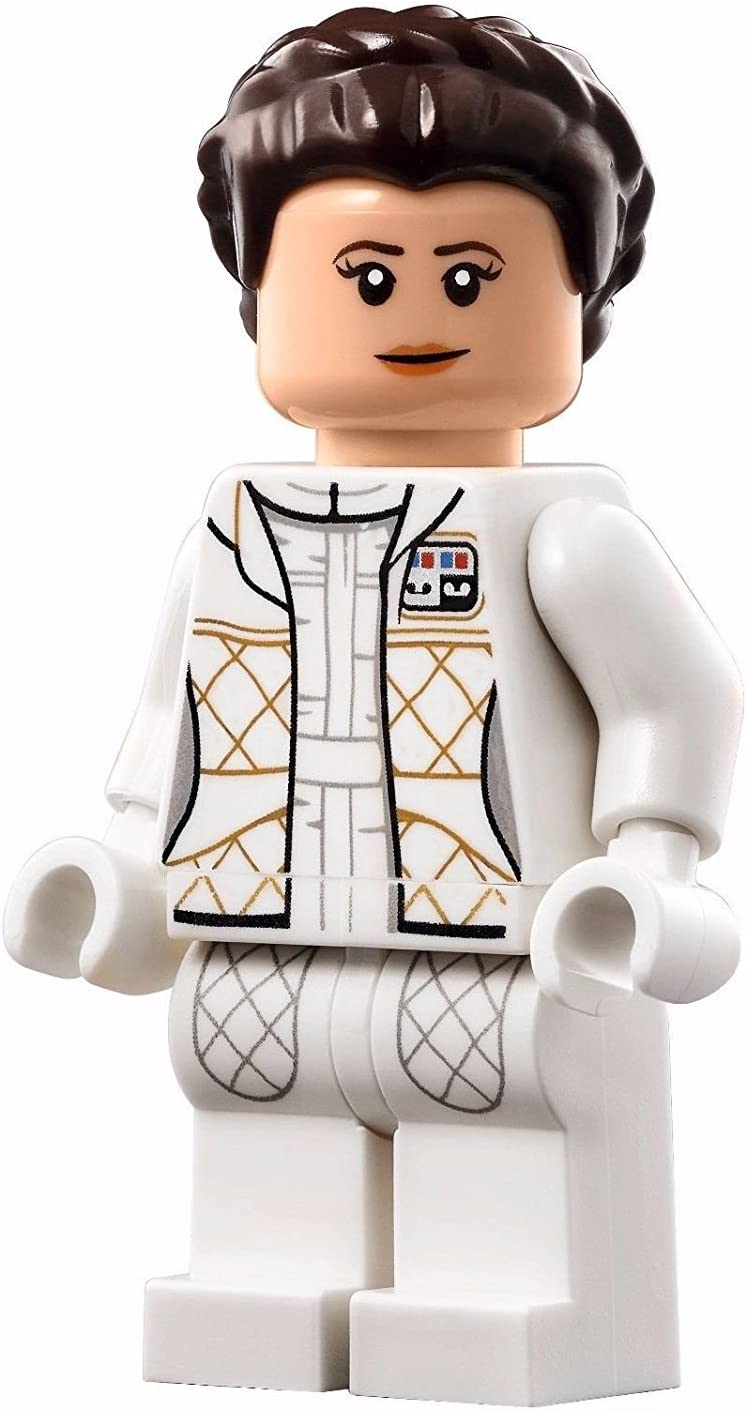 LEGO Star Wars Minifigure Carrie Fisher - Princess Leia from Millennium Falcon - UCS (75192)