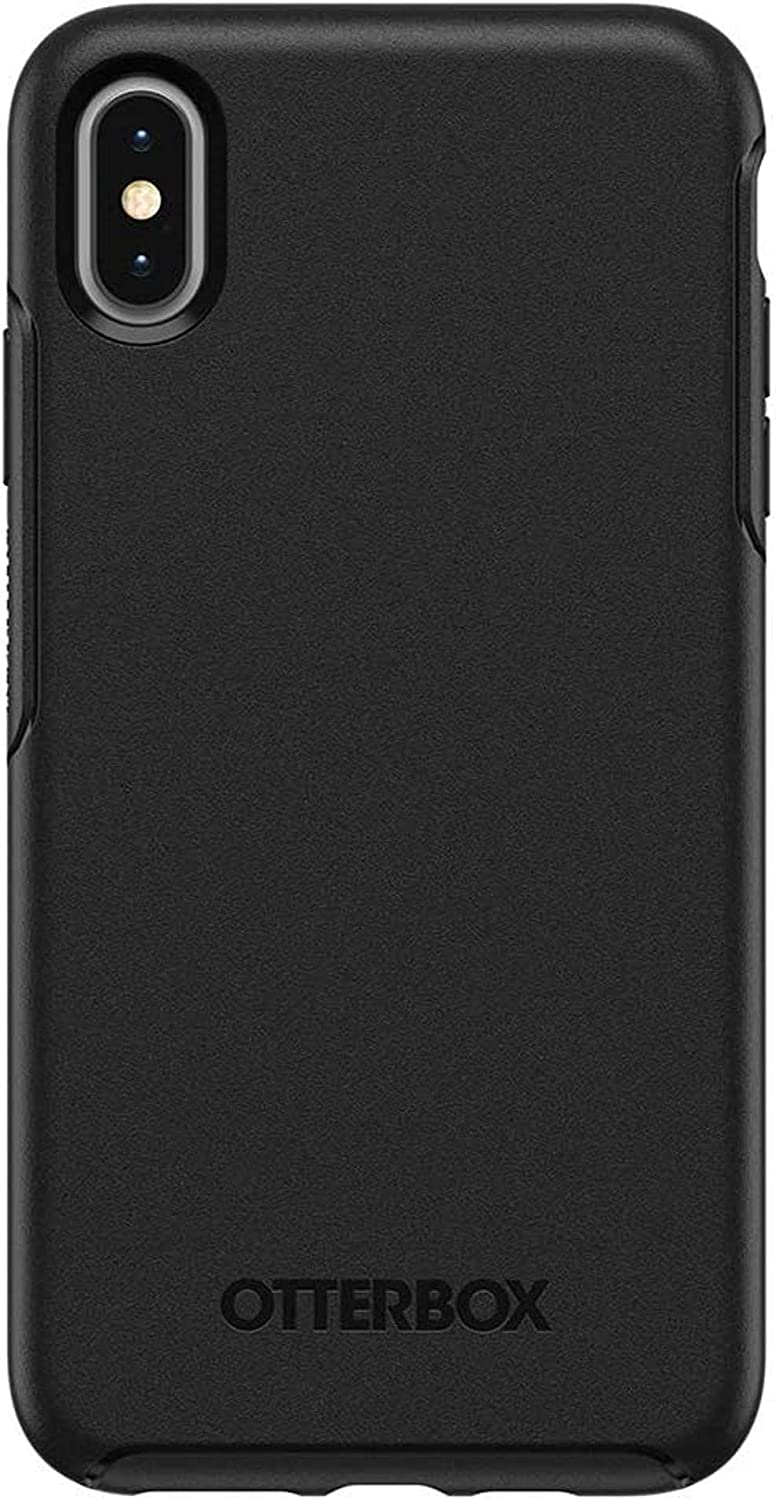 OtterBox Ultra Slim Symmetry Series Case for iPhone Xs Max - Non Retail Packaging - Black