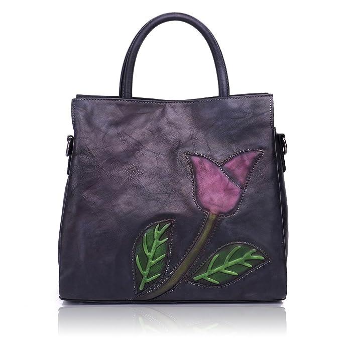 APHISONUK Designer Soft Leather Totes Handbags for Women 12c51025b5ee6