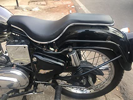 Saharaseats Royal Enfield Bullet Electra And Standard Low Rider Slim