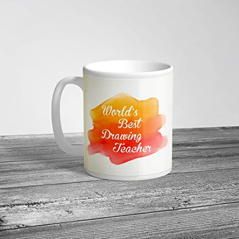 Buy Krazzy Kollections Worlds Best Drawing Teacher Mug