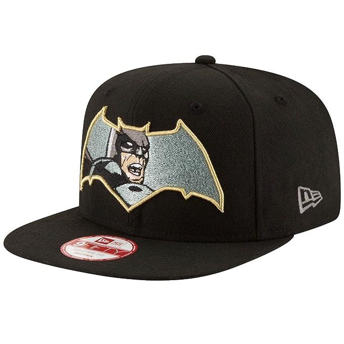 New Era Retroflect Batman Small Medium Snapback Cap 9fifty Special ...