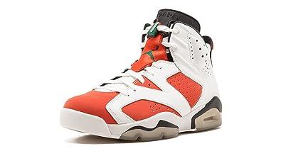 291621cac35cba Jordan Nike Men s Air 6 Retro Basketball Shoe  Buy Online at Low ...
