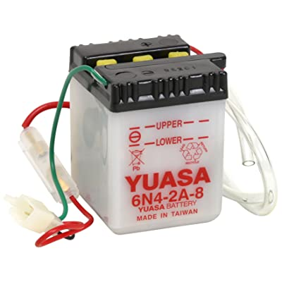 Yuasa YUAM2648A Lead_Acid_Battery: Automotive