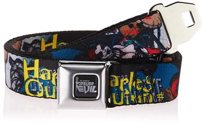 82d11549 Amazon.com: Buckle-Down Men's Seatbelt Belt Harley Kids, Detective ...