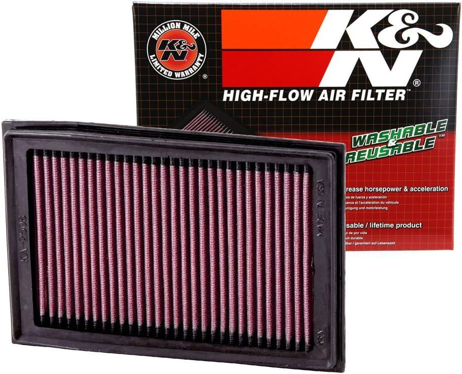 Amazon.com: Repuesto de filtro de aire de alto rendimiento ...