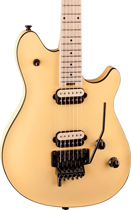 ded470c1cad Amazon.com  EVH Wolfgang Special - Vintage White  Musical Instruments