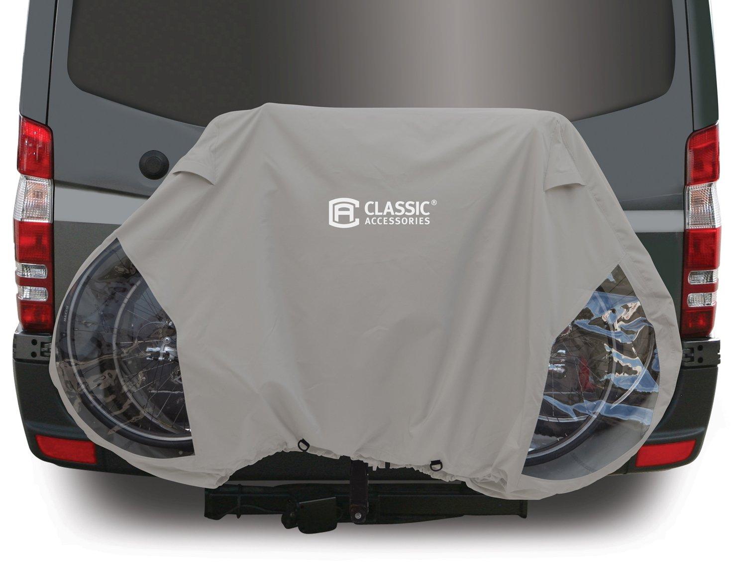 Classic Accessories 80-111-011001-00 Overdrive RV Deluxe Bike Cover