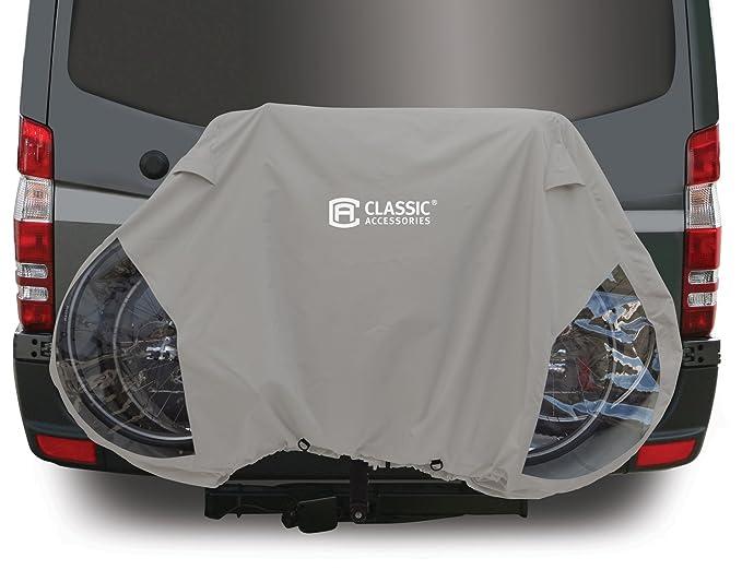 Classic Accessories 80-111-011001-00 Overdrive Bike Rack Cover: Amazon.es: Coche y moto
