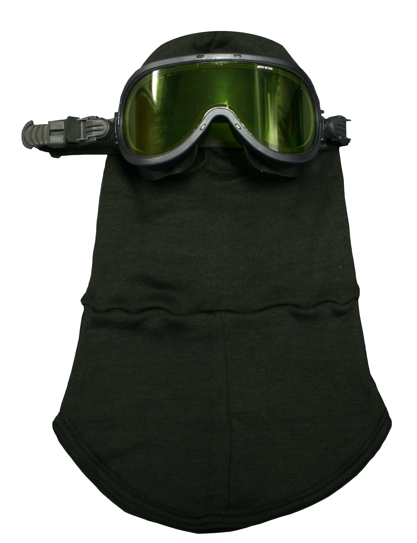 National Safety Apparel KITHP45 ArcGuard Arc Goggle and Balaclava Hood Combination, 45 Calorie, One Size