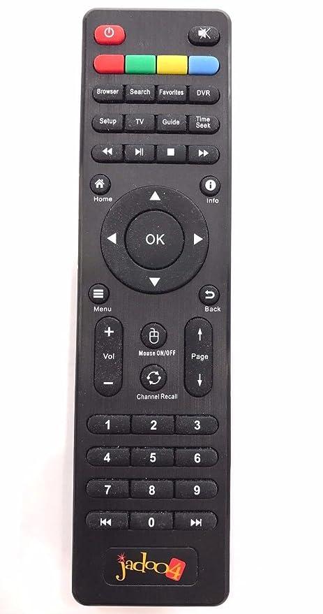 JADOO Remote Control For TV 4 IPTV Box