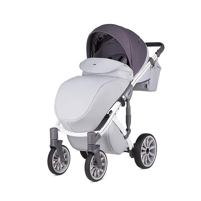 Cochecito Combi coche deportivo ANEX Baby Sport SP15 Gray Cloud gris SP15 gray cloud Talla:2in1: Amazon.es: Bebé