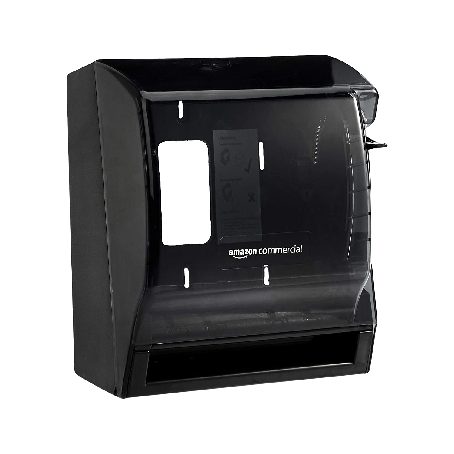 AmazonCommercial Lever Roll Paper Towel Dispenser