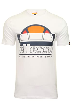 098f923b8 Image Unavailable. Image not available for. Color  ellesse Dybala Tee White  ...