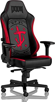 PU Faux Leather Doom Edition noblechairs Hero Gaming Chair Desk Chair Office Chair
