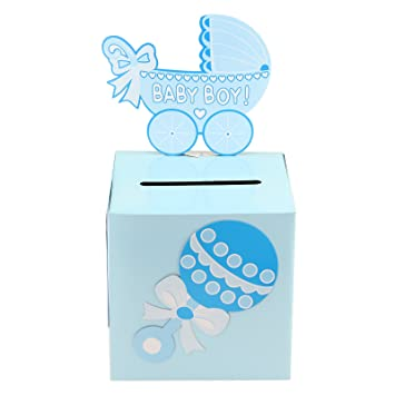 Amazon Tytroy Baby Shower Wishing Well Card Box Cute
