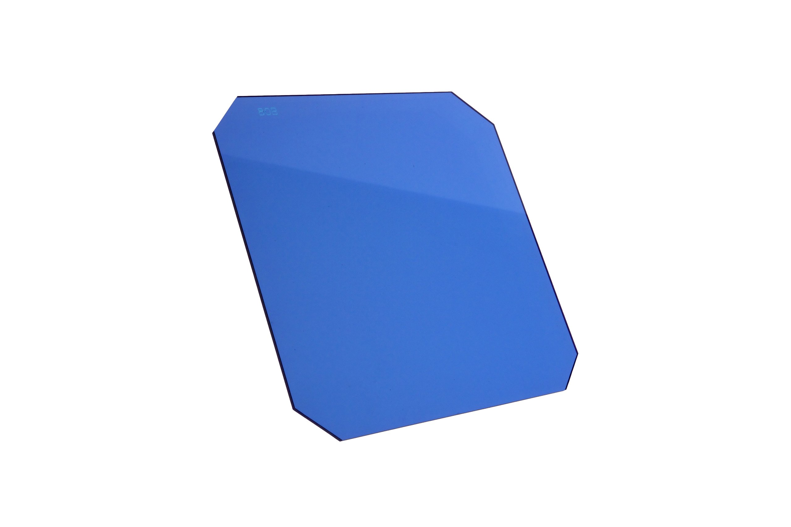 Formatt-Hitech 85x85mm (3.35x3.35'')Resin Color Temperature 80b