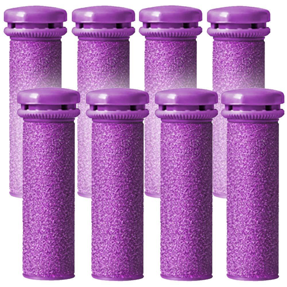 Emjoi Micro-Pedi Refill Rollers - Pack of 8