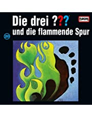 020/und die Flammende Spur [Vinyl LP]