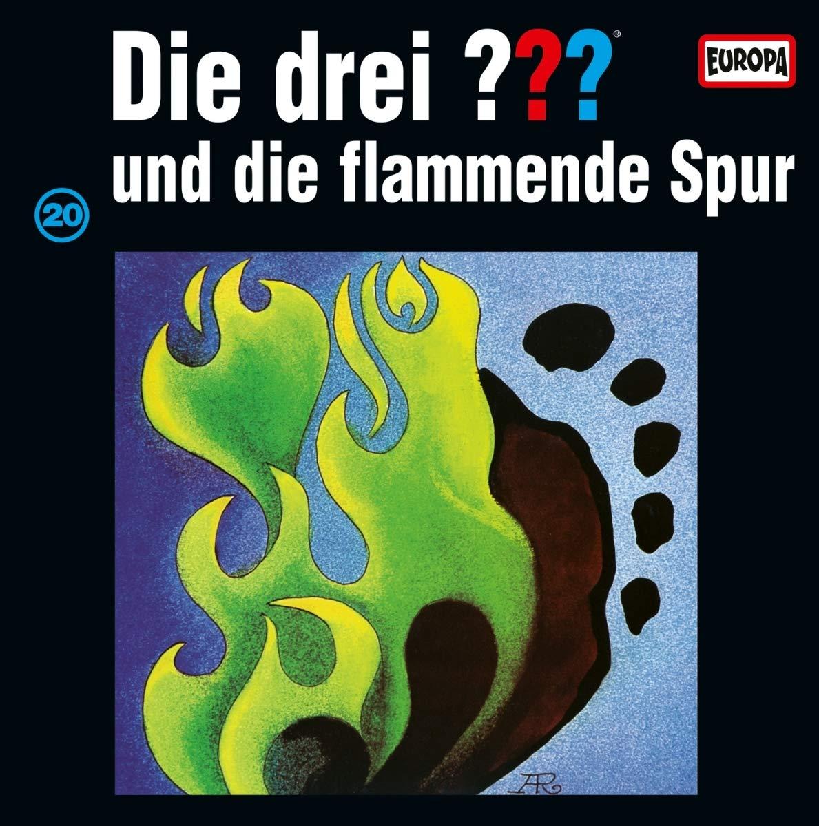 020und Die Flammende Spur Vinyl Lp