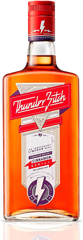 Thunder Bitch Licor de Whisky - botella 700 ml: Amazon.es ...