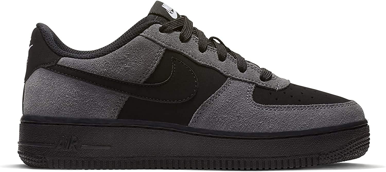 dark grey air force ones