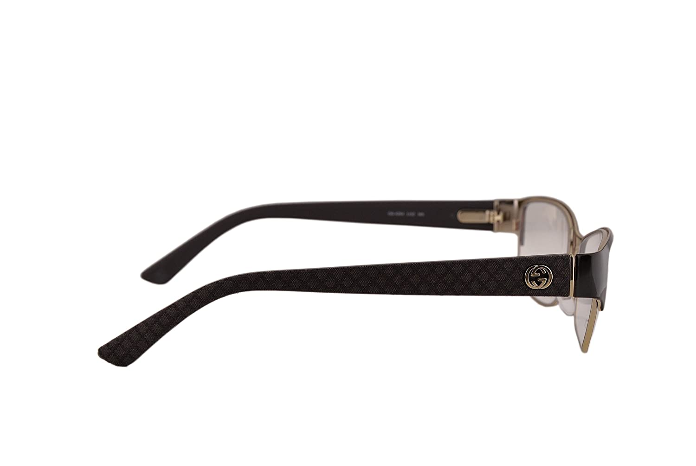Amazon.com: Gucci gg4264 Eyeglasses 54 – 15 – 140 Negro loz ...