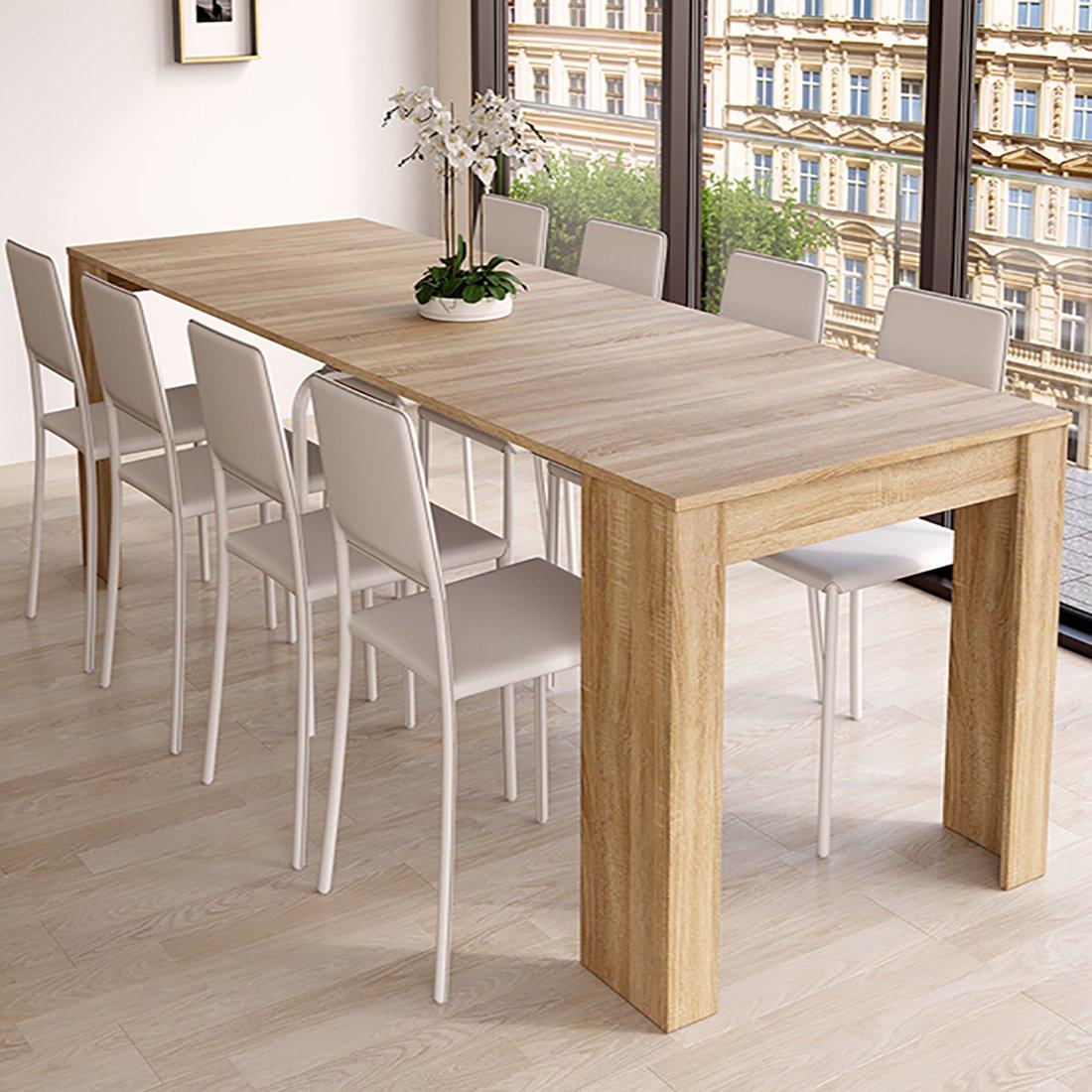 Medidas de una mesa de comedor best mesa comedor anca - Medidas mesas de comedor ...