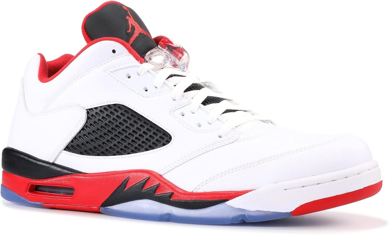 Nike Air Jordan 5 Retro Low, Chaussures de Sport