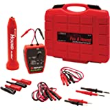 Triplett Fox & Hound HotWire Live Wire Tone and Probe Wire Tracing Kit with Adjustable Sensitivity - Traces Wires from 0 ~ 250 VAC and up to 1000 ft (3388)